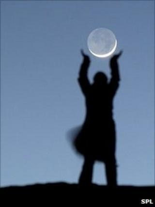 The Moon (Image: SPL)