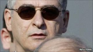 File photo of Fayez Karam, 2005
