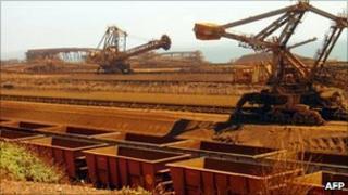 A mine in Western Australia