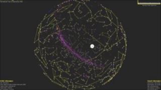 Home Computers Discover Rare Star