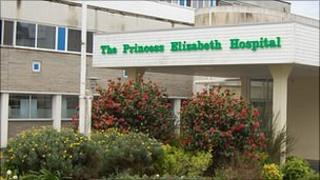 Guernsey's Princess Elizabeth Hospital
