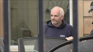 Thomas Christopher Nash was charged with a number of offences including possession of firearms and ammunition