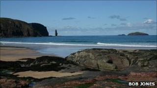 Sandwood Bay. Image: Bob Jones/Geograph