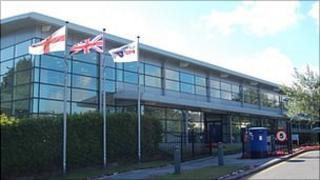 Guernsey Post headquarters