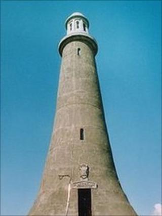 Sir John Barrow monument