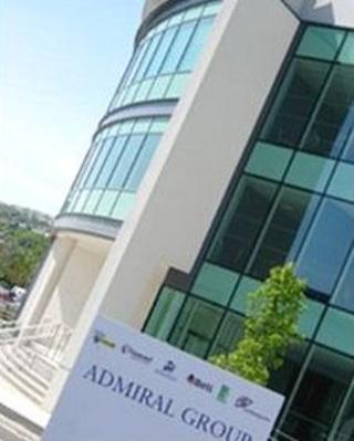 Admiral Insurance office, Swansea