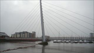 The Sail Bridge