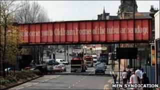 Oldham Mumps bridge