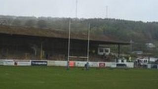 Recreation Ground in Whitehaven
