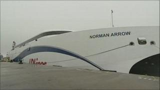 Norman Arrow