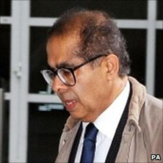 File photo of Dr Freddy Patel. 10 August 2010