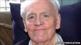 Sir Cyril Smith on his 80th birthday