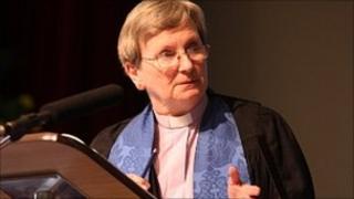 Reverend Gwenda Richards