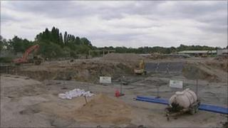 Former Bayer CropScience site being cleared in Hauxton