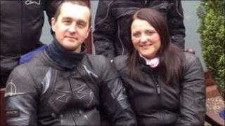 Dean and Helen Slater