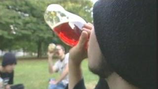 Underage drinking (generic)