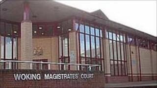 Woking Magistrates' Court