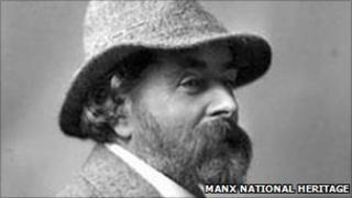 Archibald Knox courtesy Manx National Heritage