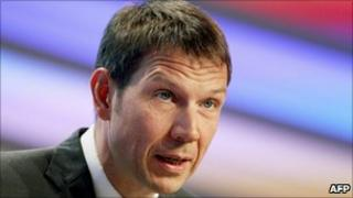Rene Obermann, Deutsche Telekom CEO