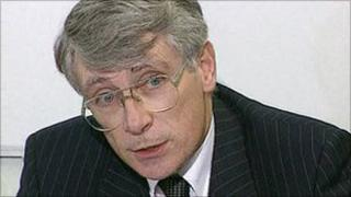 Alan Shannon was the chief executive of the Prison Service