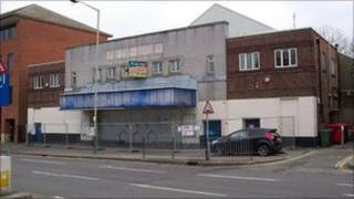 Old Mecca Bingo hall