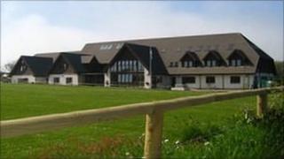 Sark School and Island Hall