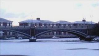 Victoria Bridge, Stockton