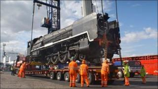 Locomotive 3007