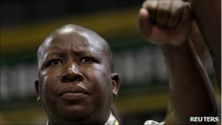Julius Malema (20 September)