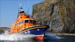 Port St Mary Lifeboat