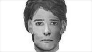 E-fit released by Surrey Police