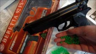 Beretta BB Gun