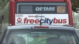 FreeCity Bus