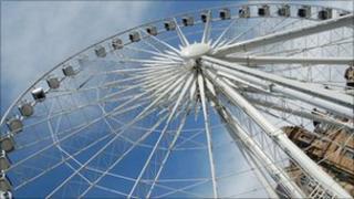The Wheel of Sheffield