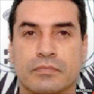 Margarito Soto Reyes (police photo)