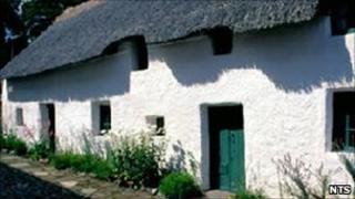 Hugh Miller's Cottage. Image: NTS