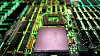 Computer motherboard, Eyewire