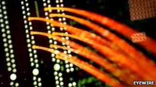 Fire optic cables. Pic: EyeWire