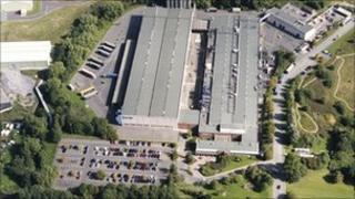 Tetra Pak, Wrexham Industrial Estate