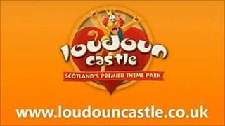 Loudon Castle