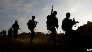 Israeli soldiers. File photo