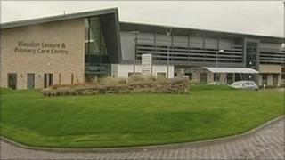 Blaydon Leisure and Primary Care Centre