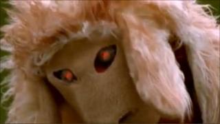 Demon Sheep ad from Strategic Perception