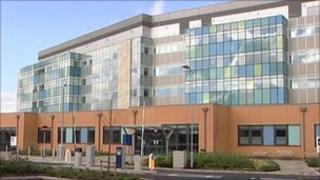 Peterborough City Hospital