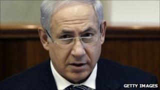 Benjamin Netanyahu, 4 October