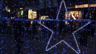 Christmas lights (generic)
