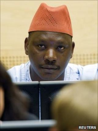 Thomas Lubanga (8 October 2010)