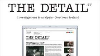 The Detail website
