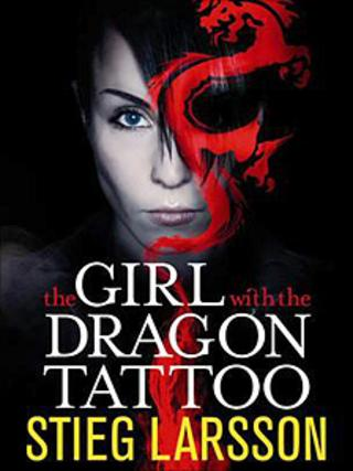 The Girl with the Dragon Tattoo front cover