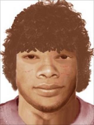 E-fit of abduction attempt suspect